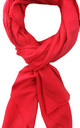 Classic Cashmere Scarf in Hot Pink by Ocean Ray