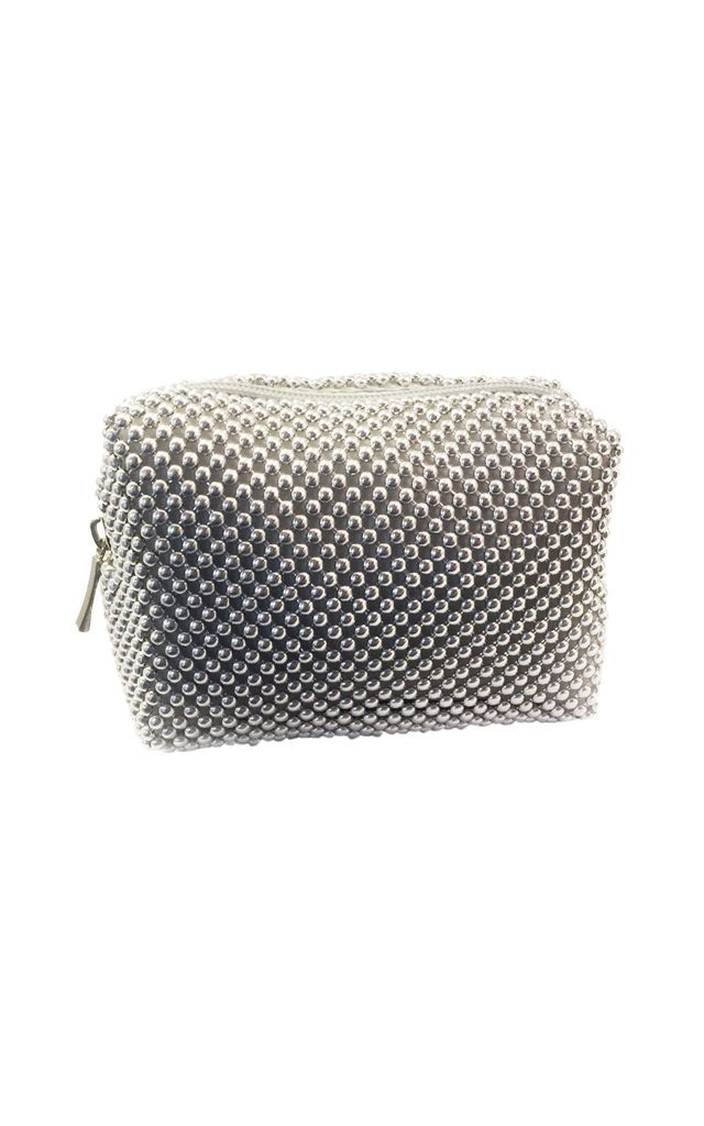 Silver Metallic Bag by East Village