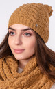 Stylish Beanie in Cappuccino by Lanti