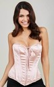 Moulin Rouge Heavenly Pink Corset by Diva Catwalk