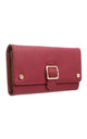 MEDIUM FLAP OVER BUCKLE PURSE by BESSIE LONDON