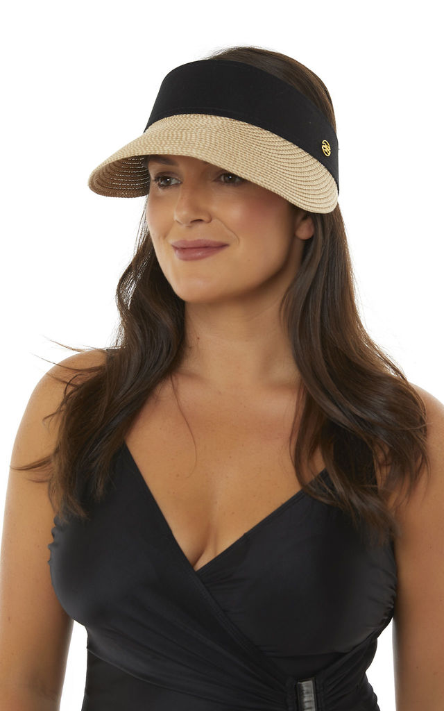 Natural Sun Visor by Seaspray