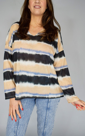 Tie Dye Long Sleeved Top by Tilly Tizarro