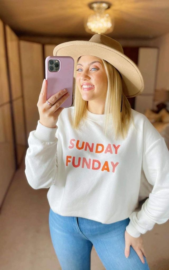 Sunday Funday Sweatshirt by SORELLE THE LABEL