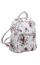 FLORAL PRINT BACKPACK by BESSIE LONDON