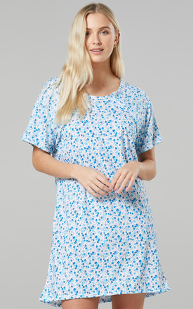 Women's Maternity & Breastfeeding Nightshirt by Chelsea Clark