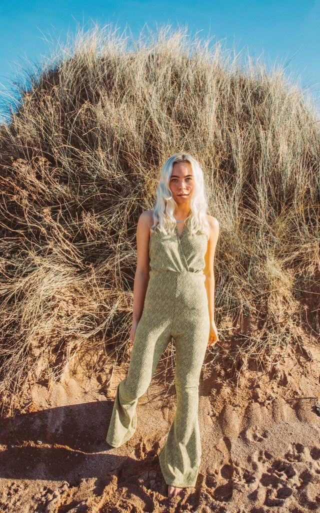GoGo Jumpsuit - Sunshine Yellow by Out of the Ordinary