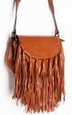 Tan Brown Cross Body Satchel Hand Bag by Tabitha Rose