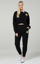 Women's Casual Tracksuit Set in Black by Chelsea Clark