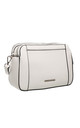 MULTI COMPARTMENT CAMERA BAG WHITE by BESSIE LONDON