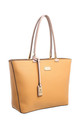 LARGE TWO TONE SHOPPER by BESSIE LONDON