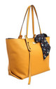 RIBBON SHOPPER BAG-IN-BAG by BESSIE LONDON