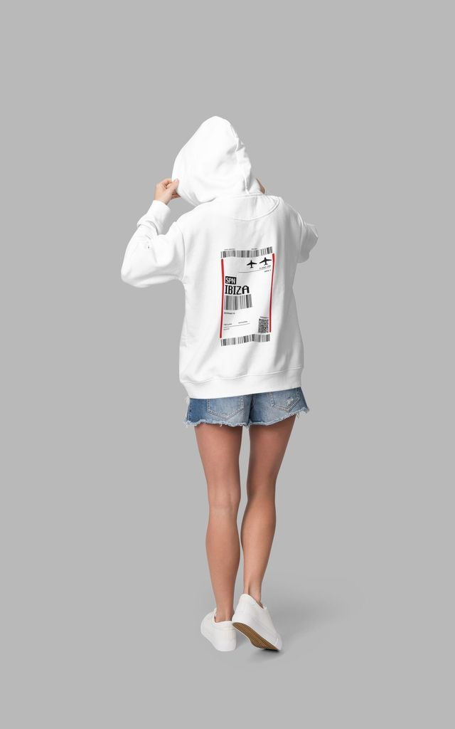 Ibiza Hoody by Adolescent Clothing