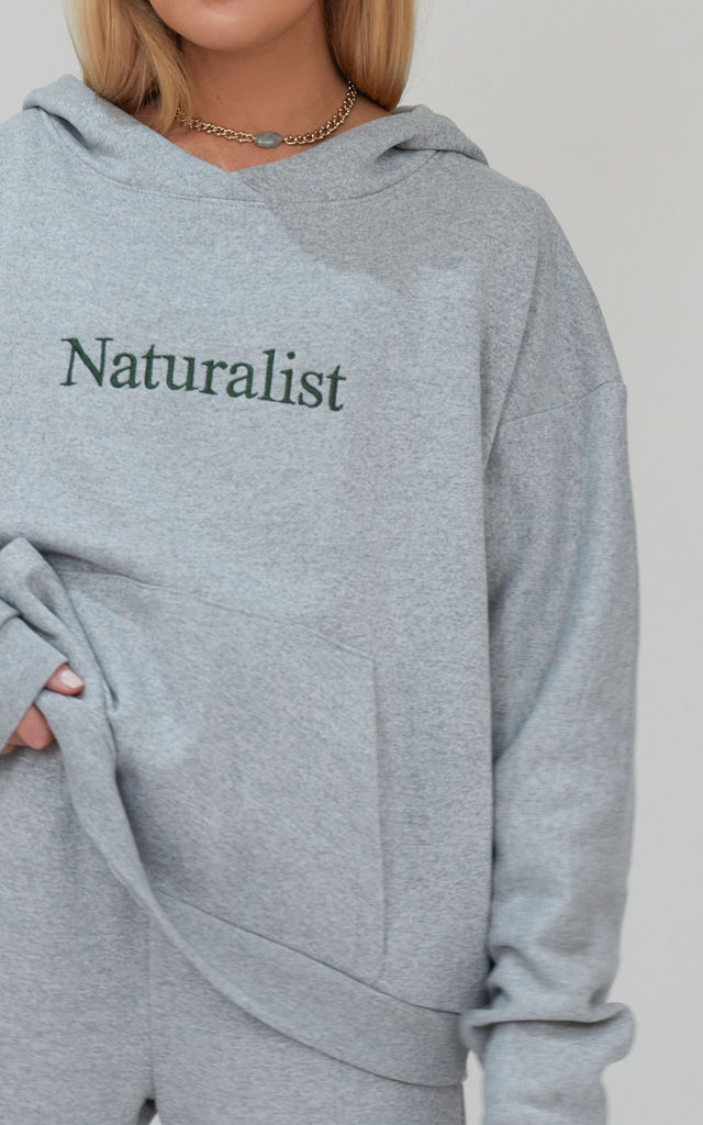 Naturalist hoodie by Awfully Pretty